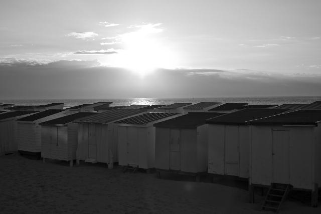 La plage de Calais